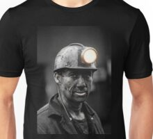 Hard Day Down The Mine Unisex T-Shirt