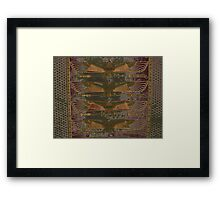 ARMYBIRD Framed Print