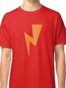 Lightning Bolt - Potter Style Classic T-Shirt
