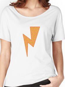 Lightning Bolt - Potter Style Women's Relaxed Fit T-Shirt