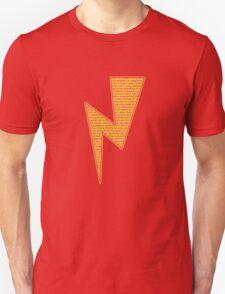 Lightning Bolt - Potter Style Unisex T-Shirt