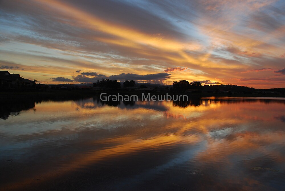 Tales of Sunset by Graham Mewburn