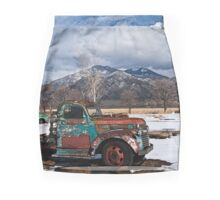 Taos Truck Mini Skirt