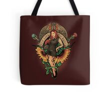 The Girl Who Waited Tote Bag
