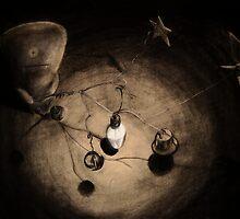 Little Monster Goes Dream Fishing by emxacloud