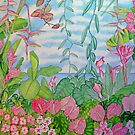 Pink Paradise by joeyartist