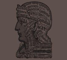 Sivartha Historia Mind Map 1860 Baby Tee