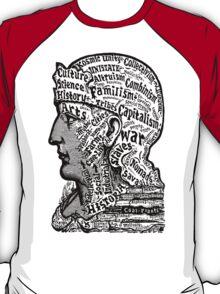 Sivartha Historia Mind Map 1860 T-Shirt