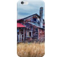 PIONEER HOMESTEAD iPhone Case/Skin