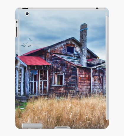 PIONEER HOMESTEAD iPad Case/Skin