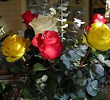 Anniversary Roses by Lunaria
