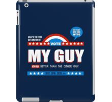 American Debate iPad Case/Skin