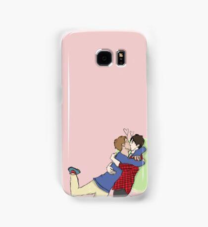 Some fluffy ereri Samsung Galaxy Case/Skin
