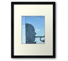 Louis A. Framed Print