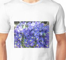 Purple Daffs Unisex T-Shirt