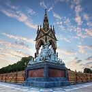 Albert Memorial by Conor MacNeill