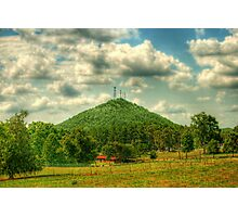 Currahee Mountain Photographic Print