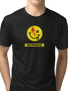 Nevermind the Watchmen Tri-blend T-Shirt