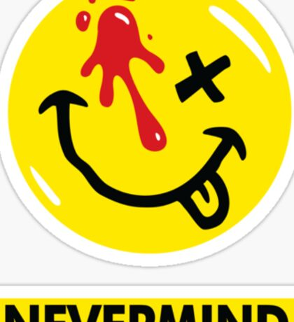 Nevermind the Watchmen Sticker
