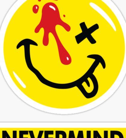 Nevermind the Watchmen Sticker