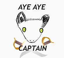 Aye Aye Captain Unisex T-Shirt