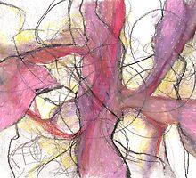 """""""Obstination"""" - Monique_Sevenans_Abstraction 027 by Monique Sevenans"""