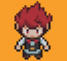 Chili Overworld Sprite by fourfourfour