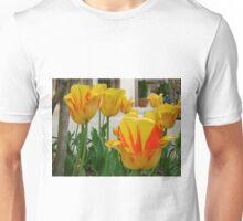 Tiger Tulips Unisex T-Shirt