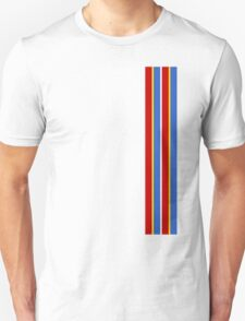 ernie stripes Unisex T-Shirt