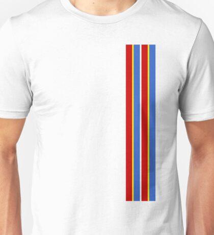 ernie stripes Unisex T-Shirt