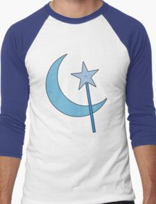 Great and Powerful! (Outline) Men's Baseball ¾ T-Shirt