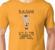 Suburban Wildlife Control Baby Raccoon Unisex T-Shirt
