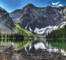 Rawson Lake, Kananaskis, Canada by Chad Kruger