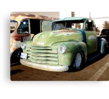 Rust Bros. Trucks Canvas Print