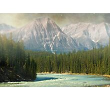 Jasper National Park, Alberta, Canada Photographic Print