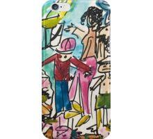 Toys n kids iPhone Case/Skin
