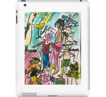 Toys n kids iPad Case/Skin