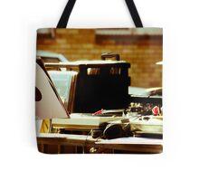 Rollover DJ Tote Bag