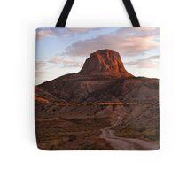 Cabezon Mountain New Mexico Tote Bag
