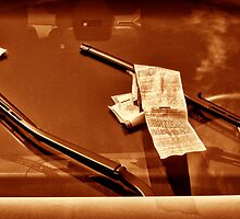Parking Tickets by lamiel