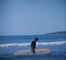 surfs up II by Charles Blier