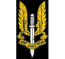 Special Air Service Photographic Print