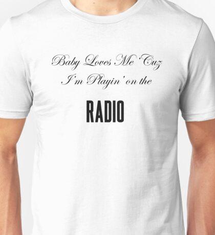 Lana Del Rey Radio Unisex T-Shirt