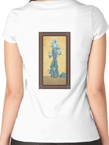 Quick Hitchers Women's Fitted Scoop T-Shirt
