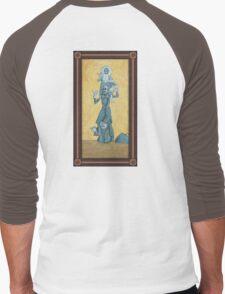 Quick Hitchers Men's Baseball ¾ T-Shirt