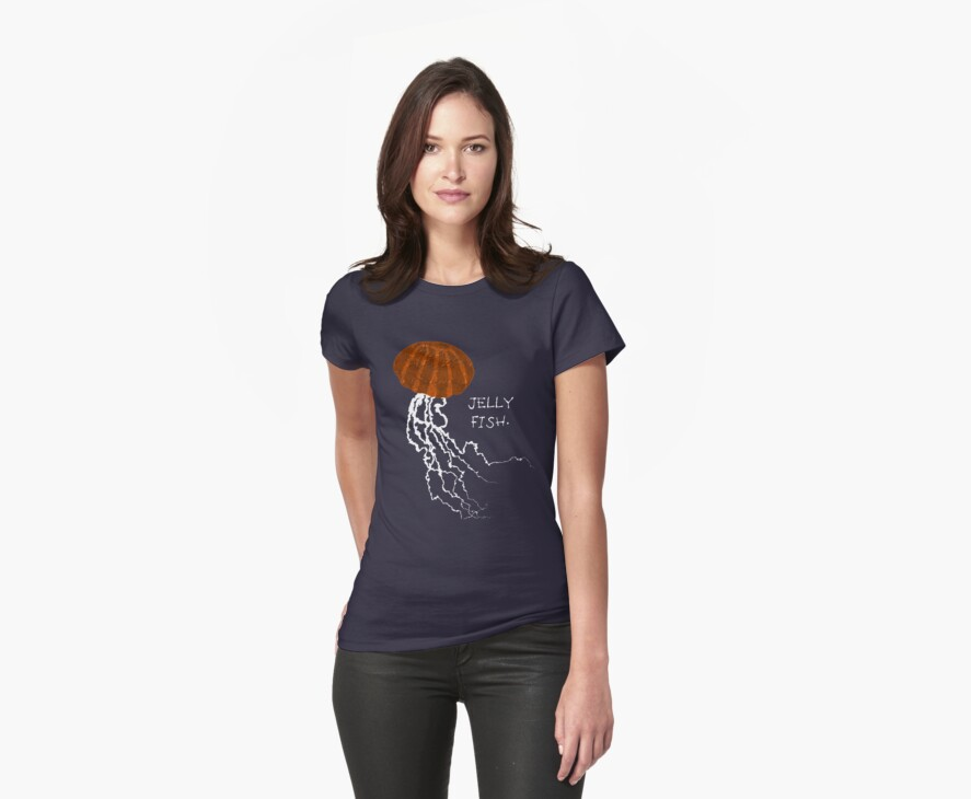Jelly fish by MuddyDesigns