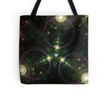 Tri Space Flux Tote Bag