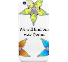 Way Finders Together iPhone Case/Skin