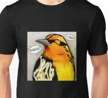 Bird Notes: Behold! Unisex T-Shirt