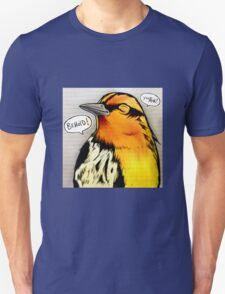 Bird Notes: Behold! Unisex T-Shirt